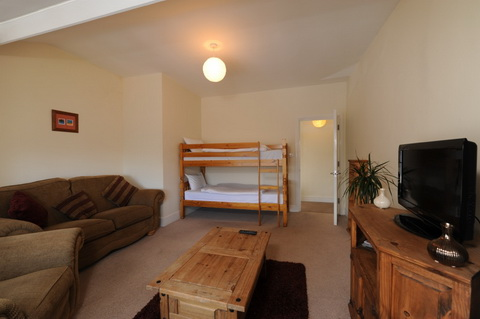 Bunks in Lounge